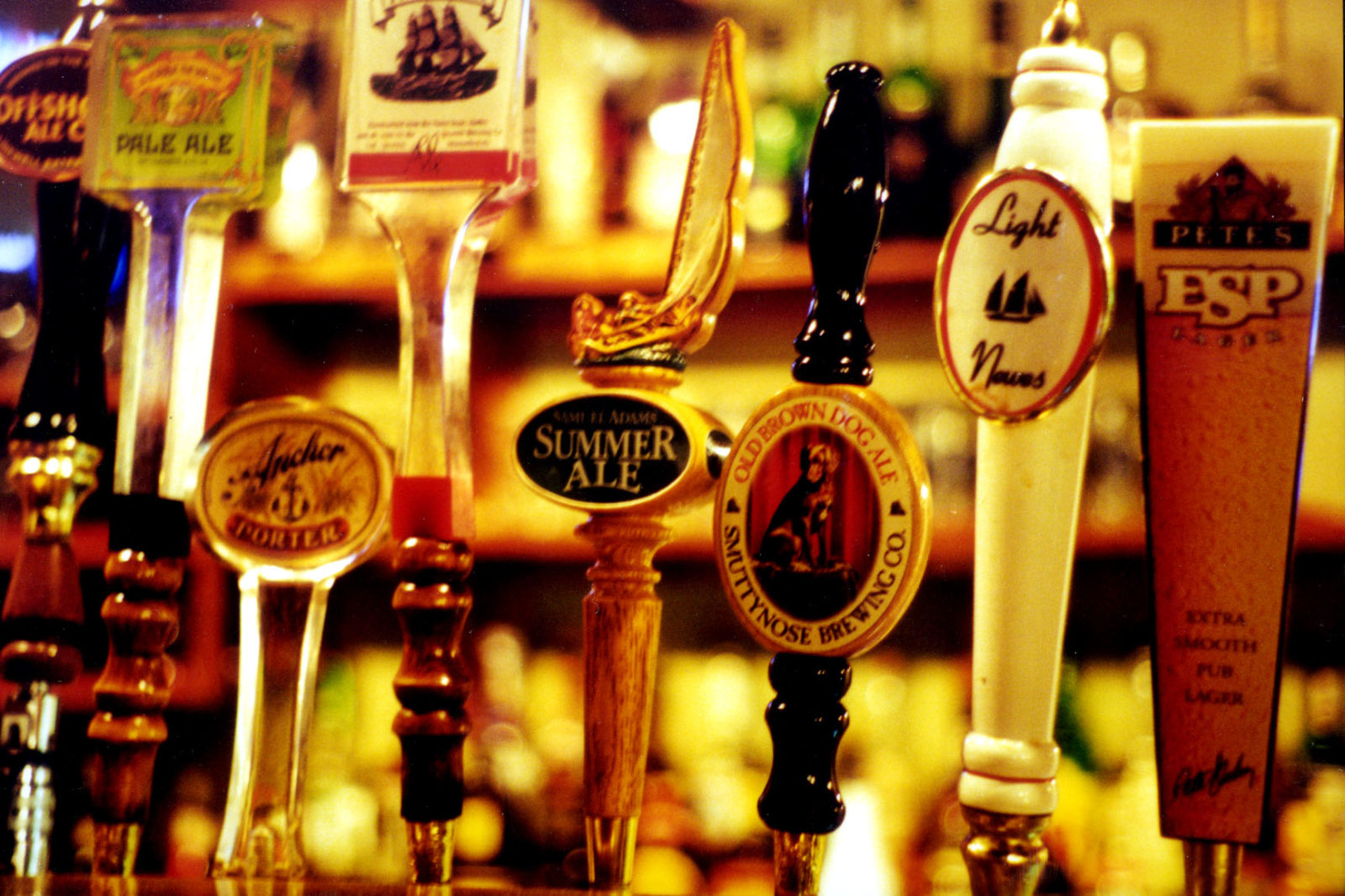 Draft Beer on Tap