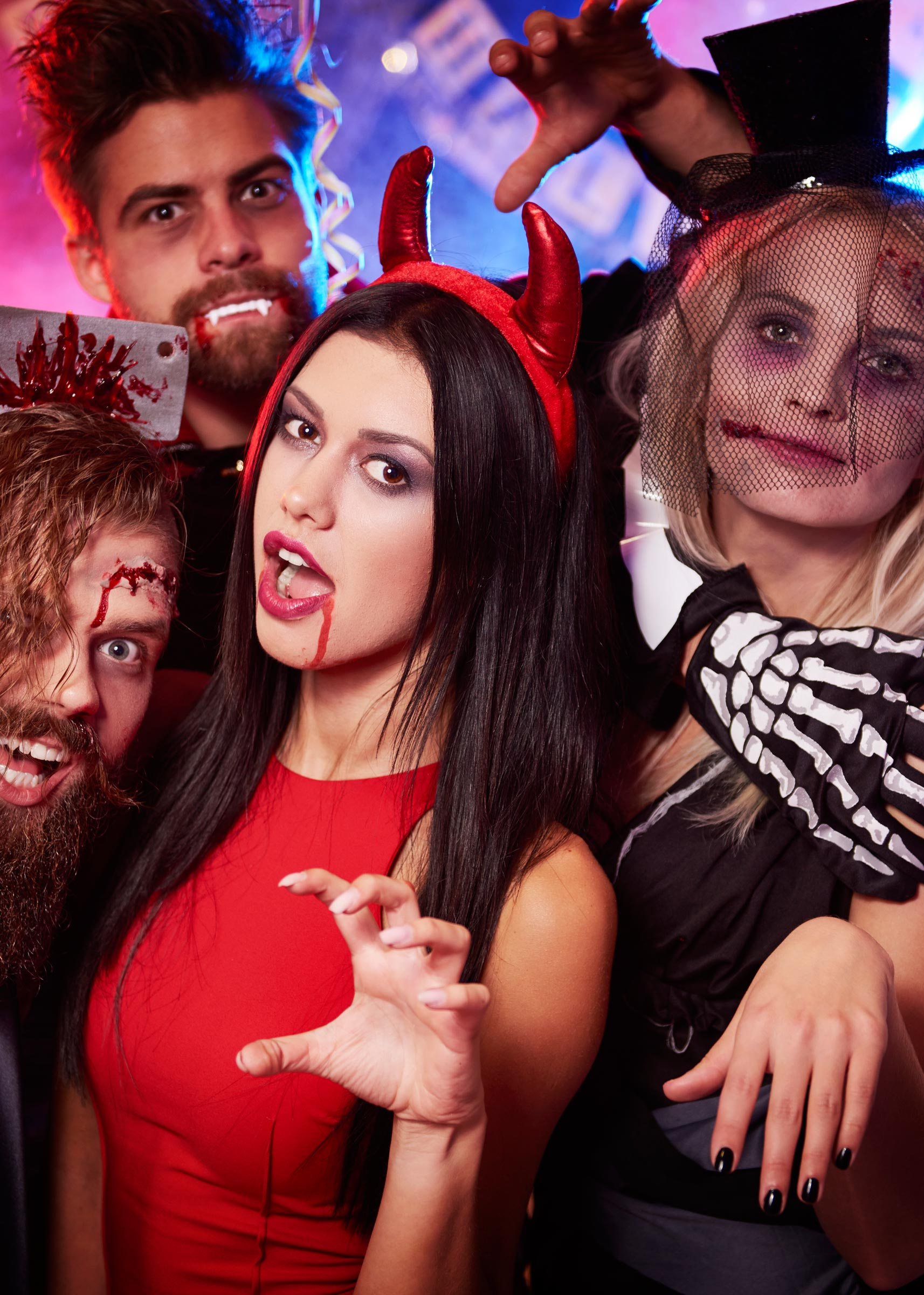 Halloween-Pub-Cralwers-Portrait